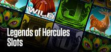 Legends Of Hercules Slots